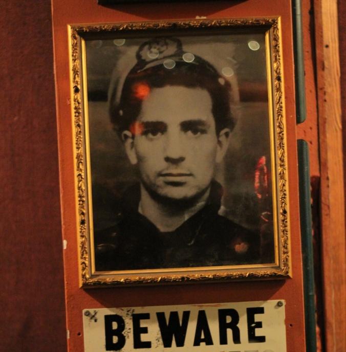 Jack Kerouac Vesuvio's bar San Francisco