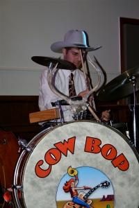 CowBop drummer