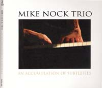 Mike Nock trio