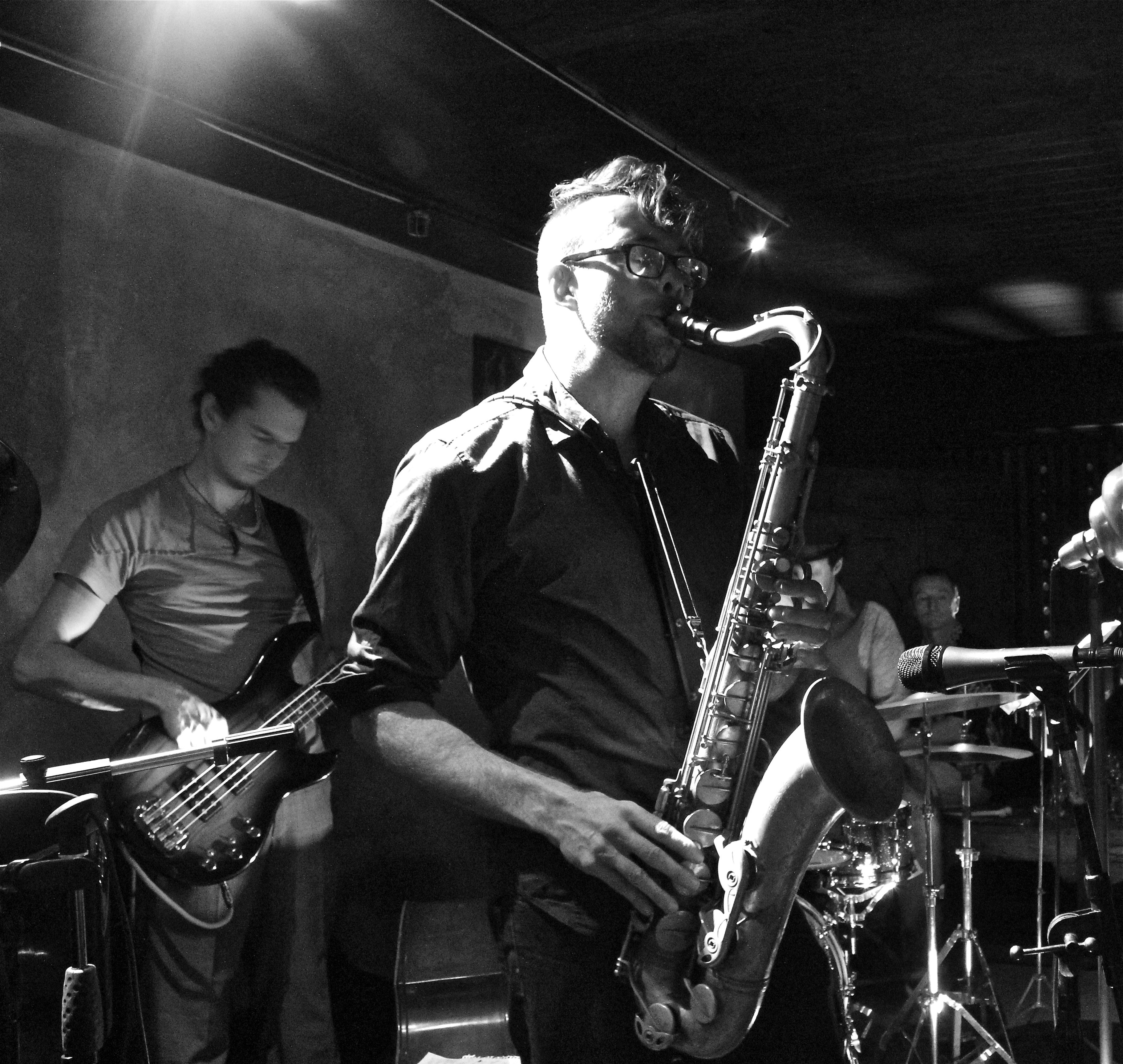 Ottignon band @ CJC